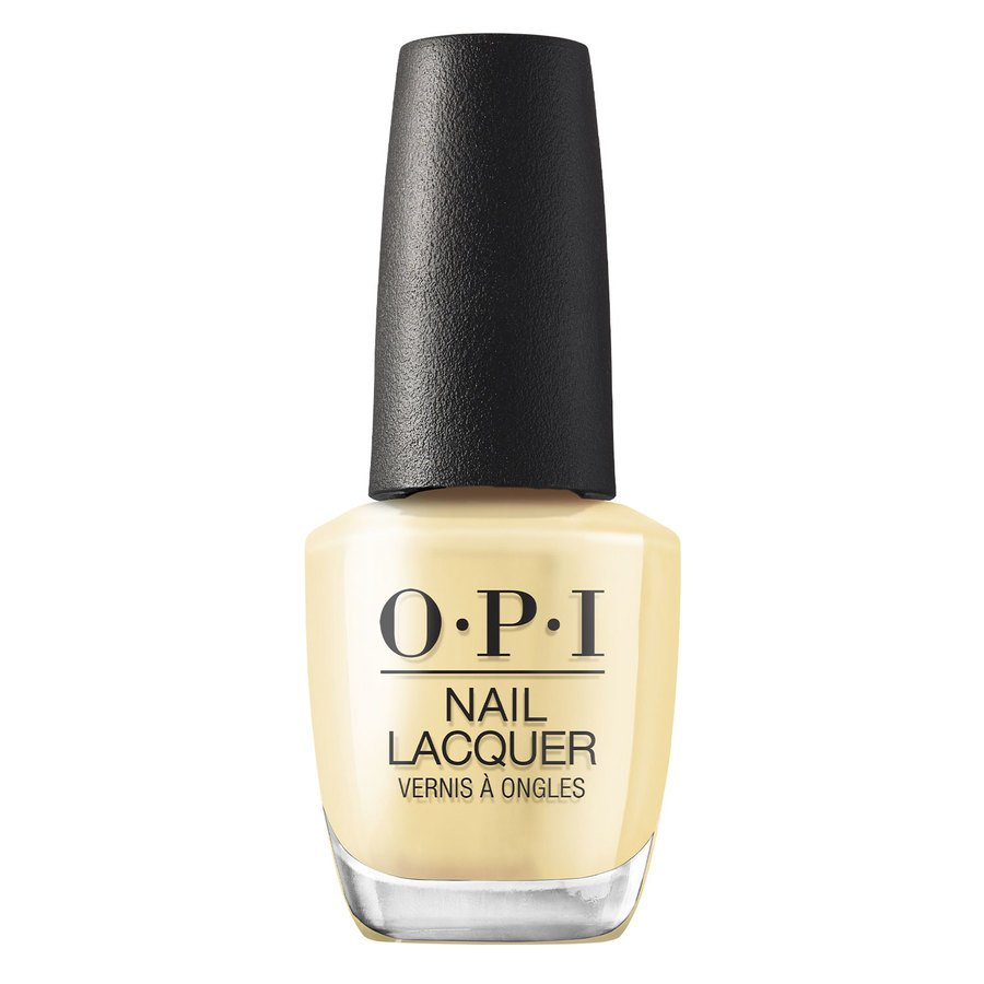 OPI Spring Hollywood Collection Nail Lacquer NLH005 Bee-hind The Scenes 15ml