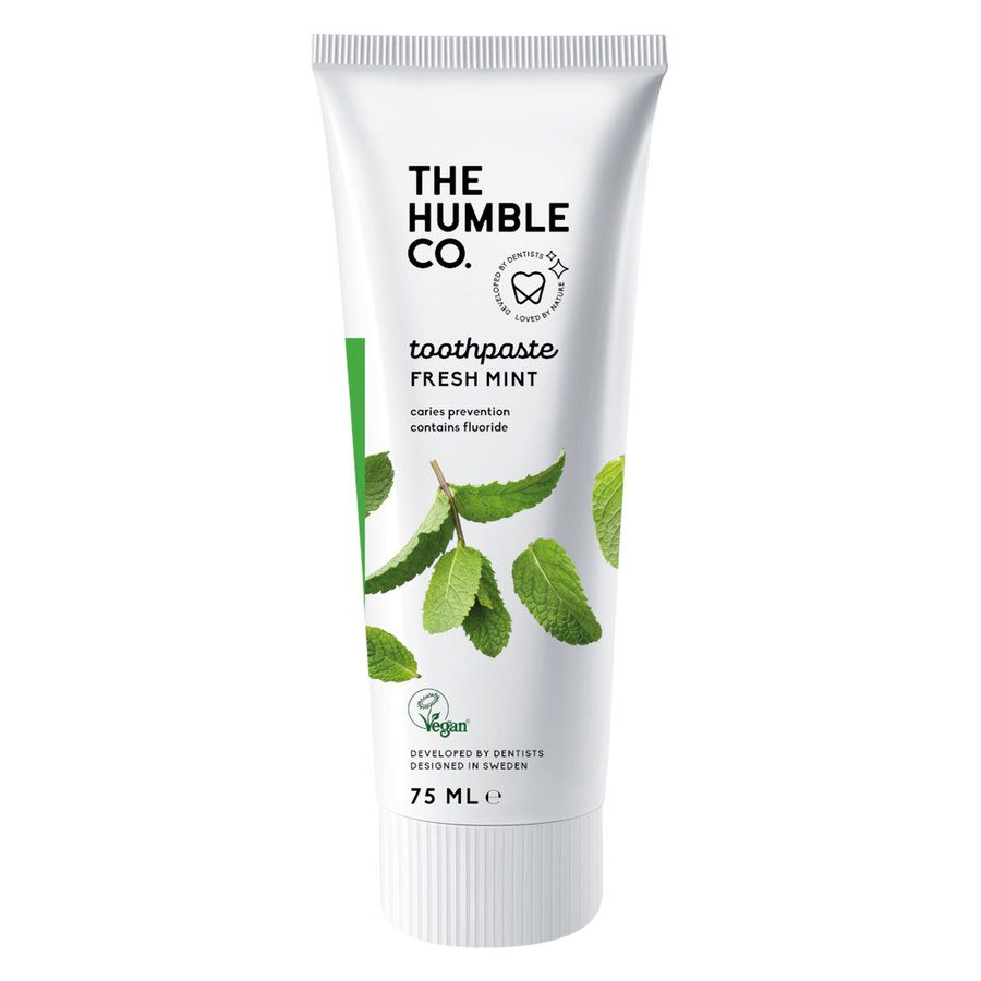 The Humble Co Humble Natural Toothpaste Fresh Mint 75ml