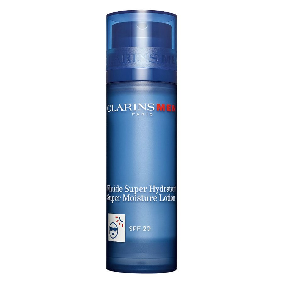 Clarins Men Super Moisture Lotion SPF20 50ml