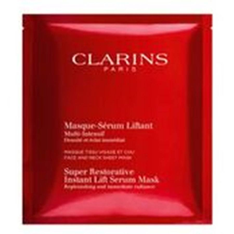 Clarins Super Restorative Instant Lift Serum-Mask  5 sacheter