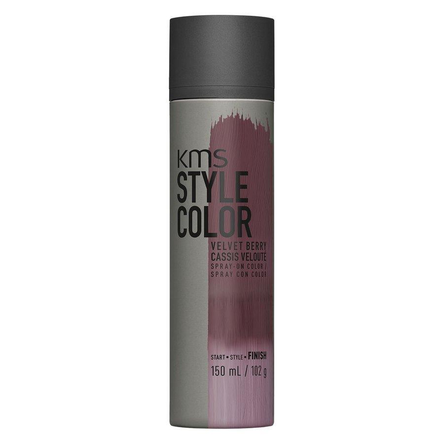 KMS StyleColor Velvet Berry 150ml