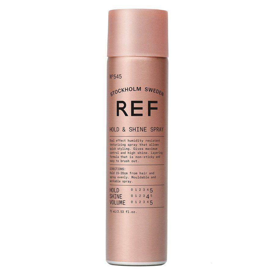 REF Hold & Shine Spray 75ml