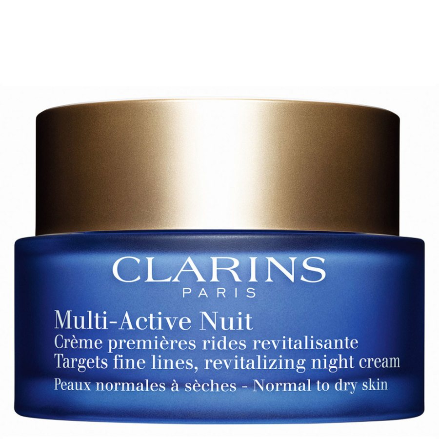 Clarins Multi-Active Night Cream Comfort Dry Skin 50ml