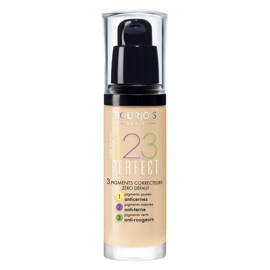 Bourjois 1,2,3 Perfect Foundation 52 Vanilla 30ml