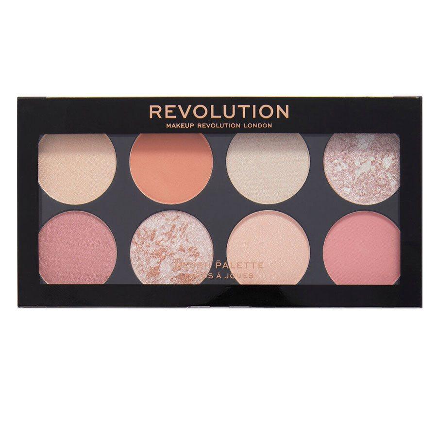 Revolution Beauty Makeup Revolution Ultra Blush Palette Golden Desire 13g