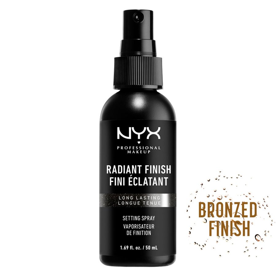 NYX Professional Makeup Radiant Setting Spray 50ml