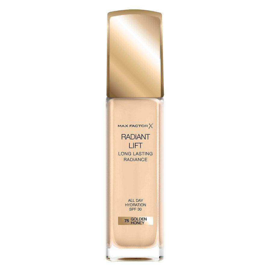 Max Factor Radiant Lift Foundation #75 Golden Honey 30ml