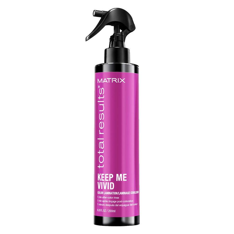 Matrix Total Results Keep Me Vivid Lamination Spray 200ml