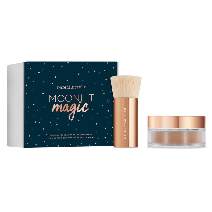 BareMinerals Moonlit Magic Original Foundation SPF15 + Brush Light