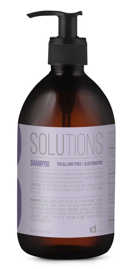 Id Hair Solutions No.3 500ml