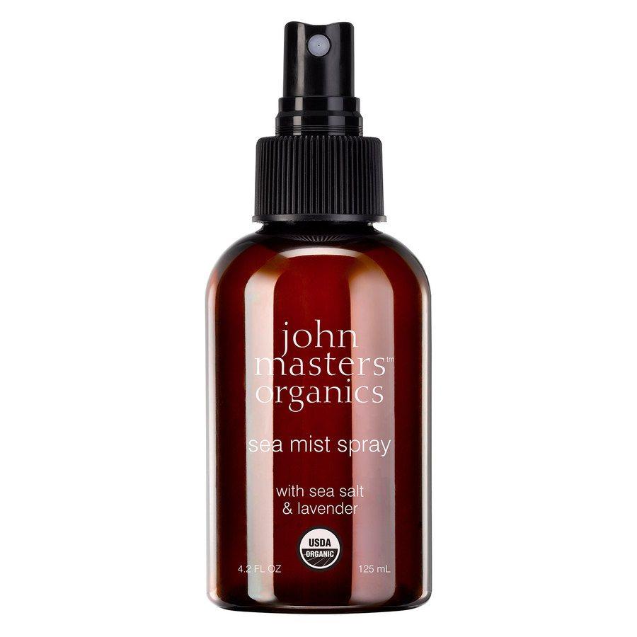 John Masters Organics Sea Mist Sea Salt Spray With Lavender 125ml