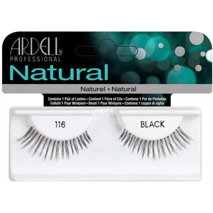 Ardell Natural Fashion Lashes 116 Black