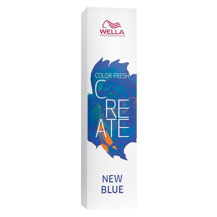 Wella Professionals Color Fresh Create New Blue 60ml
