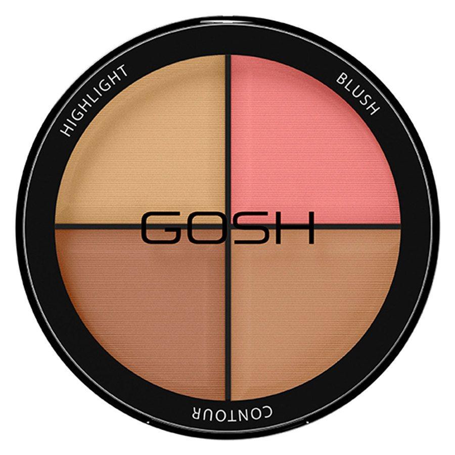 GOSH Contour'n Strobe Kit #002 Medium 15g