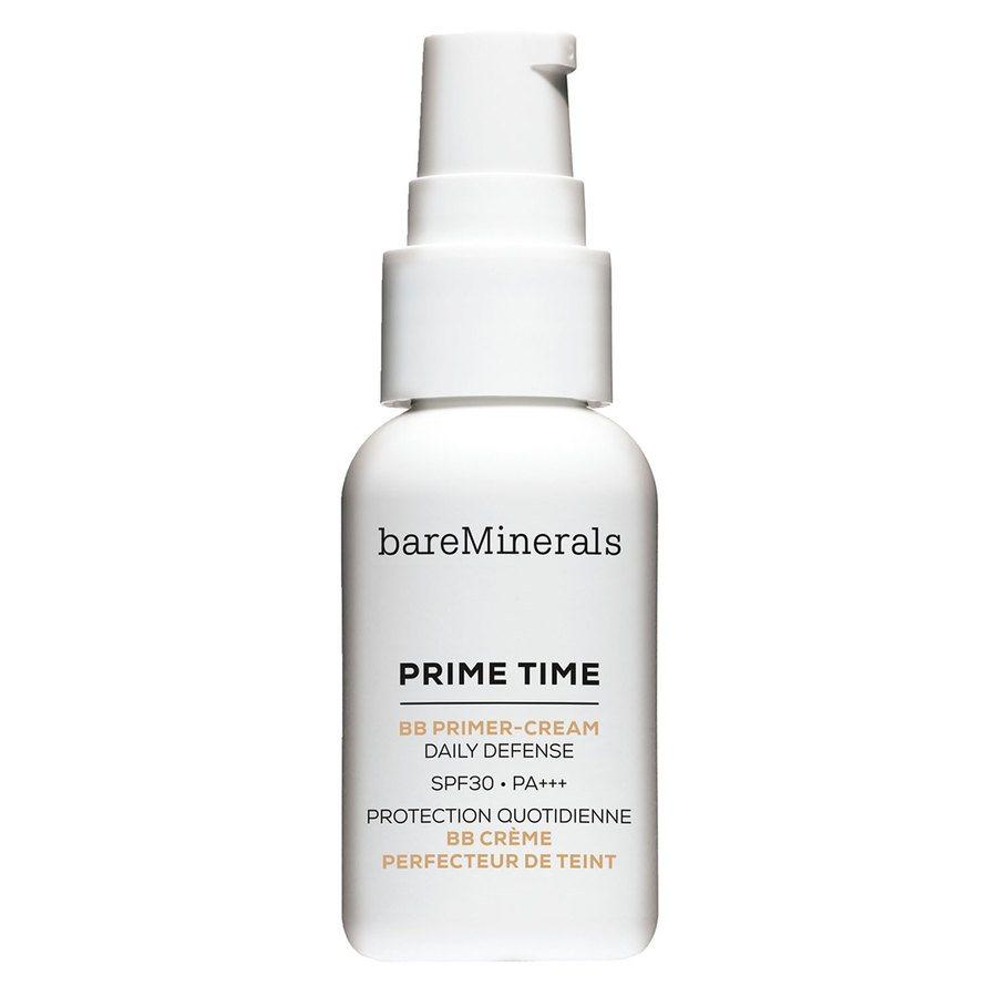 BareMinerals Prime Time  BB Primer Cream Daily Defense SPF 30 Medium 30ml