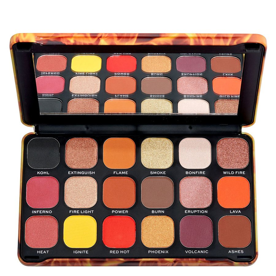 Makeup Revolution Forever Flawless Fire Palette 16g