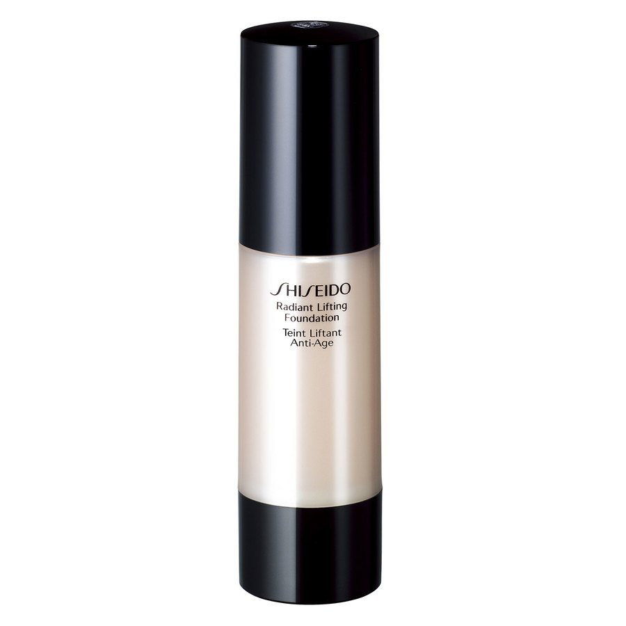 Shiseido Radiant Lifting Foundation SPF15 #WB60 Warm Beige Deep 30ml