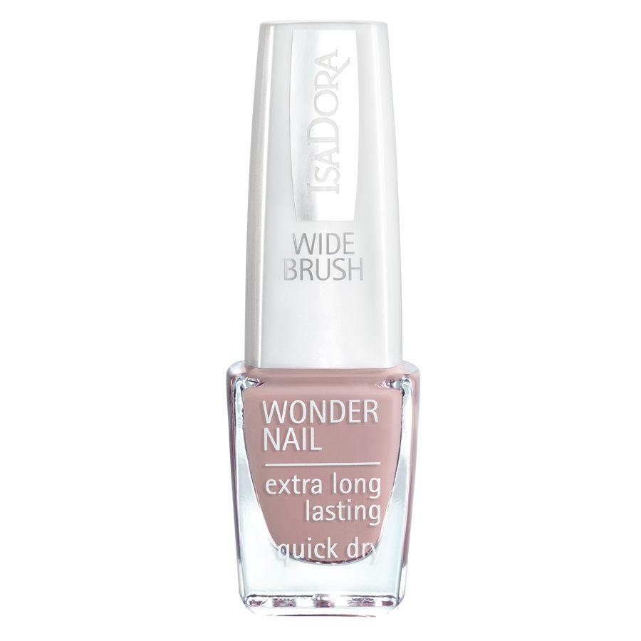 IsaDora Wonder Nail Wide Brush #788  Belle Beige 6ml