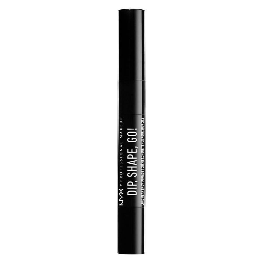 NYX Professional Makeup Dip Shape Go Longwear Brow Brunette 1,2g