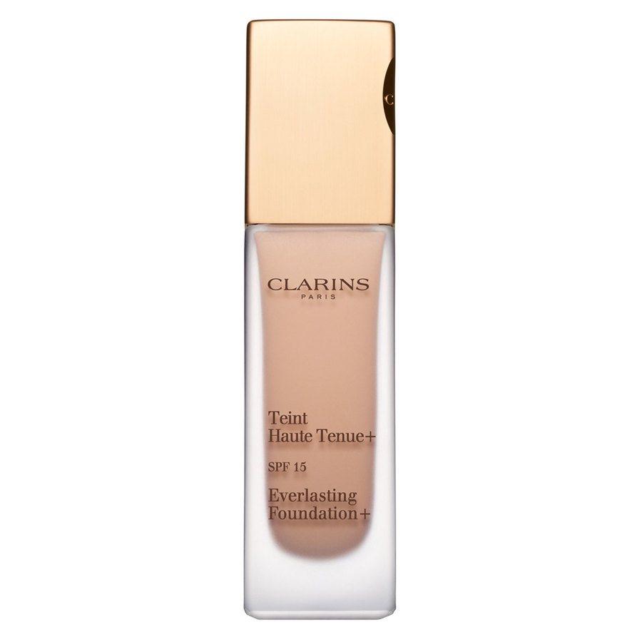 Clarins Everlasting Foundation+ #112 Amber 30ml
