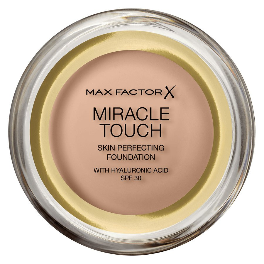 Max Factor Miracle Touch Foundation #45 Warm Almond 11,2g