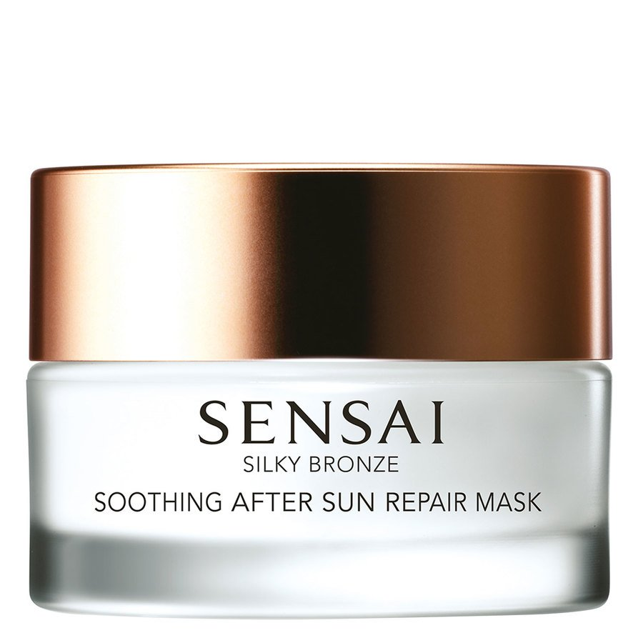 Sensai Silky Bronze Soothing After Sun Repair Mask 60ml
