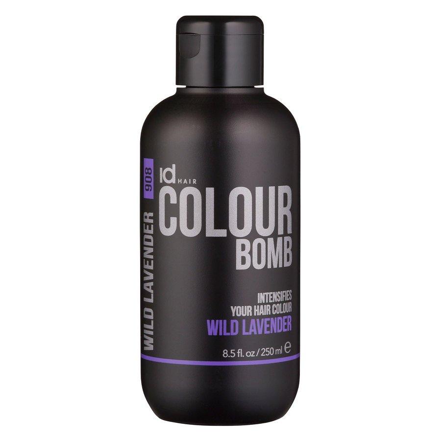 Id Hair Colour Bomb Wild Lavender 250ml
