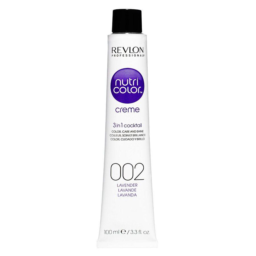 Revlon Professional Nutri Color Creme #002 Lavender 100ml