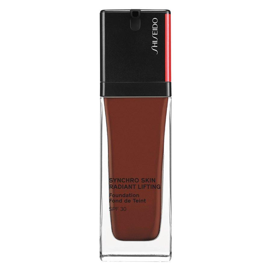 Shiseido Synchro Skin Radiant Lifting Foundation SPF30 550 Jasper 30ml