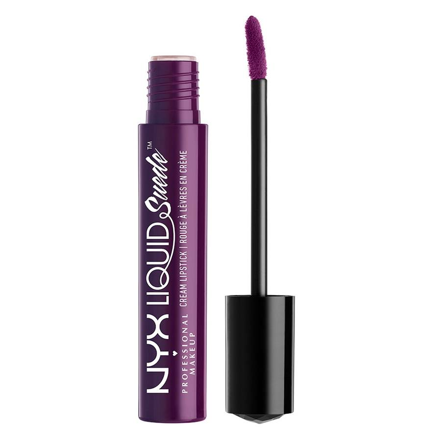 NYX Professional Makeup Liquid Suede Cream Lipstick Subversive Socialite  4ml