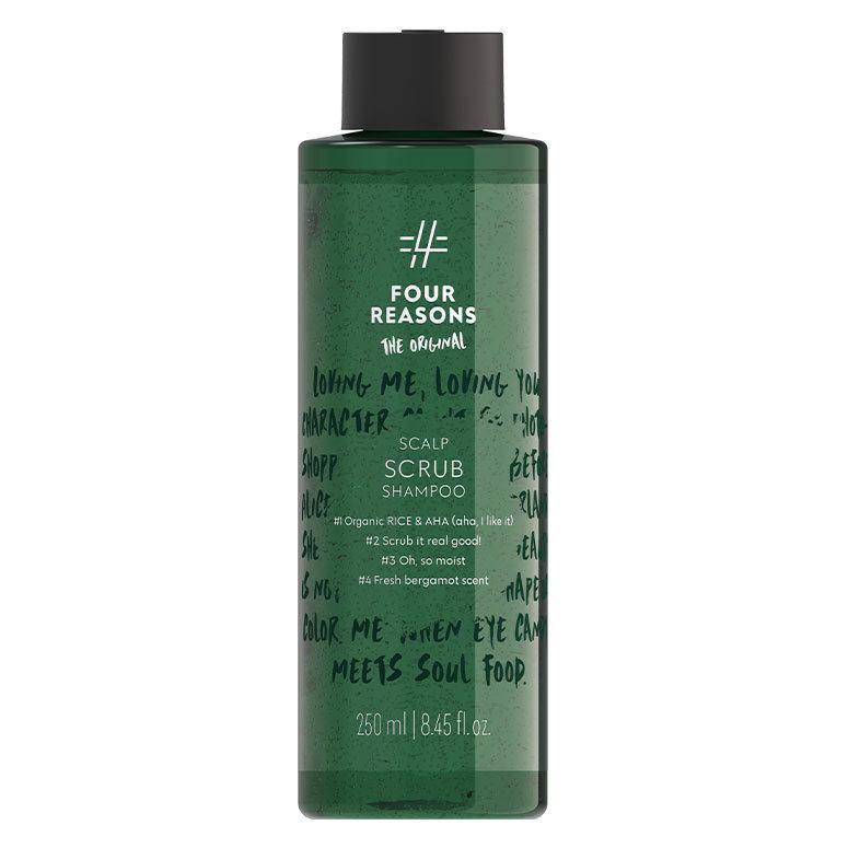 Four Reasons Original Scalp Scrub Shampoo 250ml