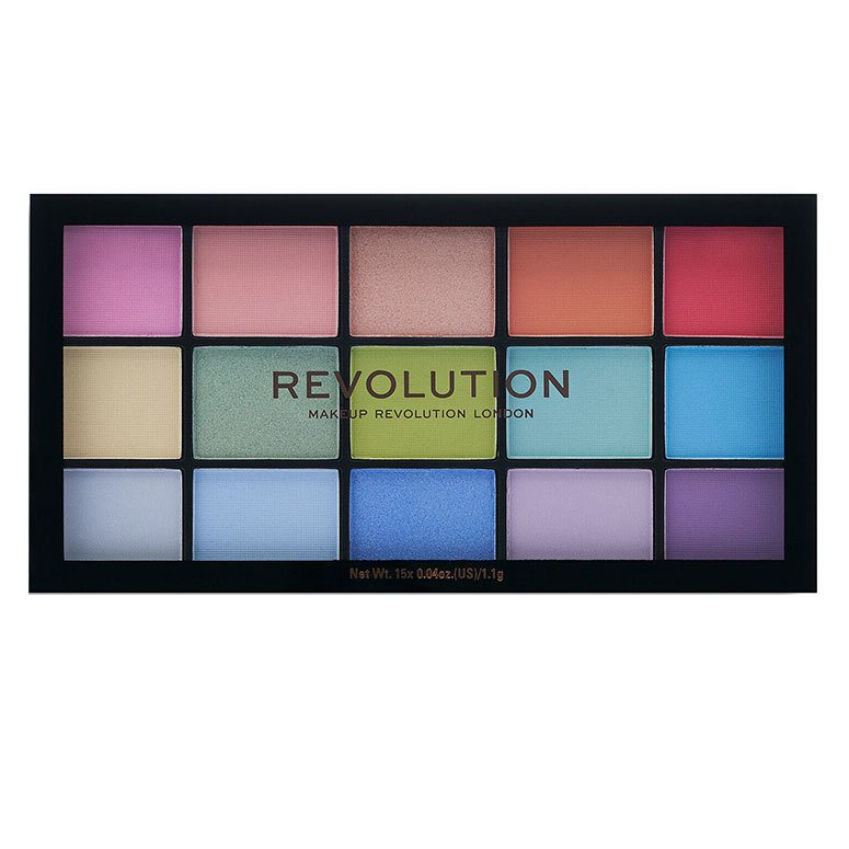 Revolution Beauty Makeup Revolution Reloaded Palette Sugar Pie 15x1,1g