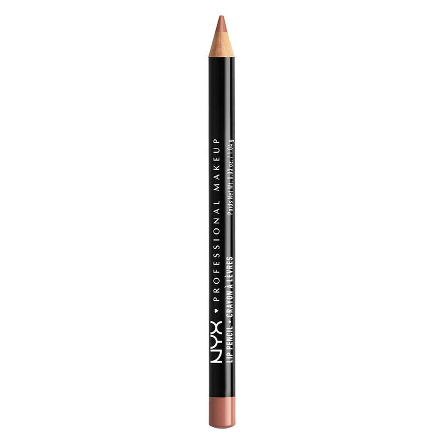 NYX Professional Makeup Slim Lip Pencil Peekabo Neutral 1g