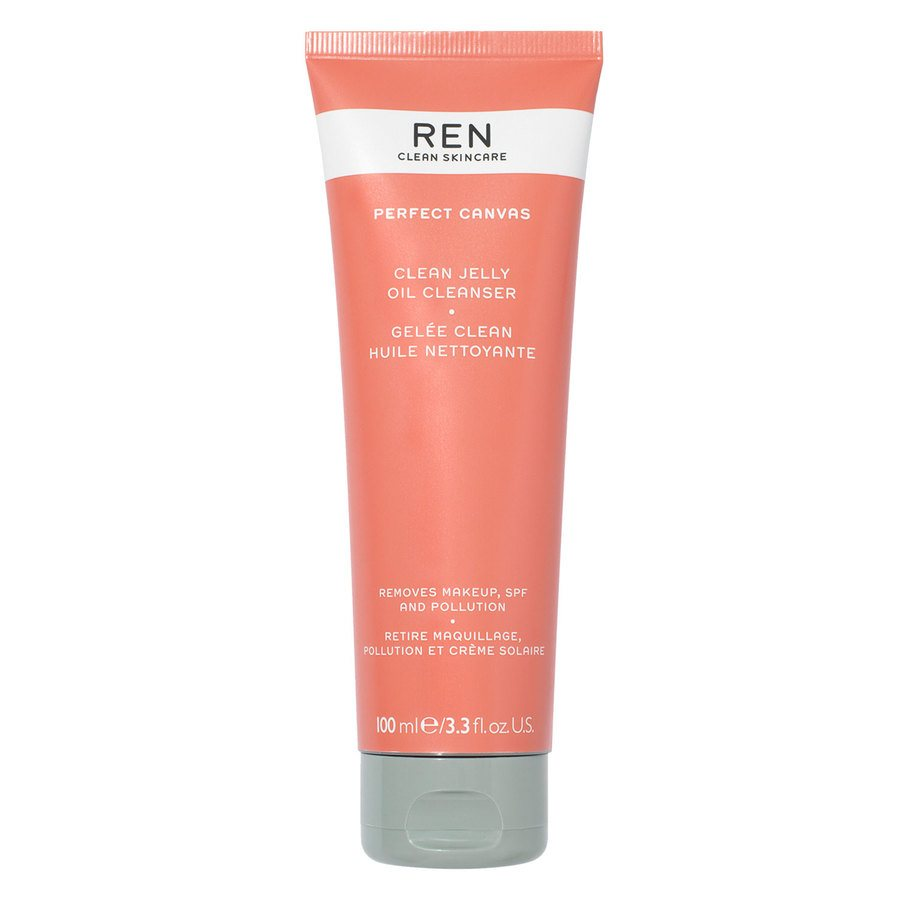 REN Clean Skincare Perfect Canvas Jelly Oil Cleanser 100ml