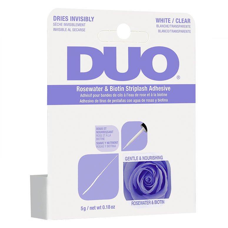 Ardell Duo Biotin Rose Striplash Adhesive Clear 5g