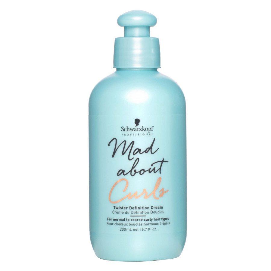 Schwarzkopf Mad About Curls Twister Definition Cream 200ml