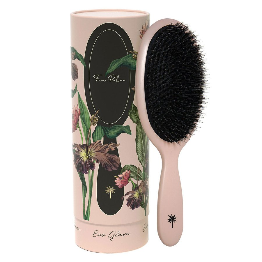 Fan Palm Boar & Nylon Brush Eco Glam Large