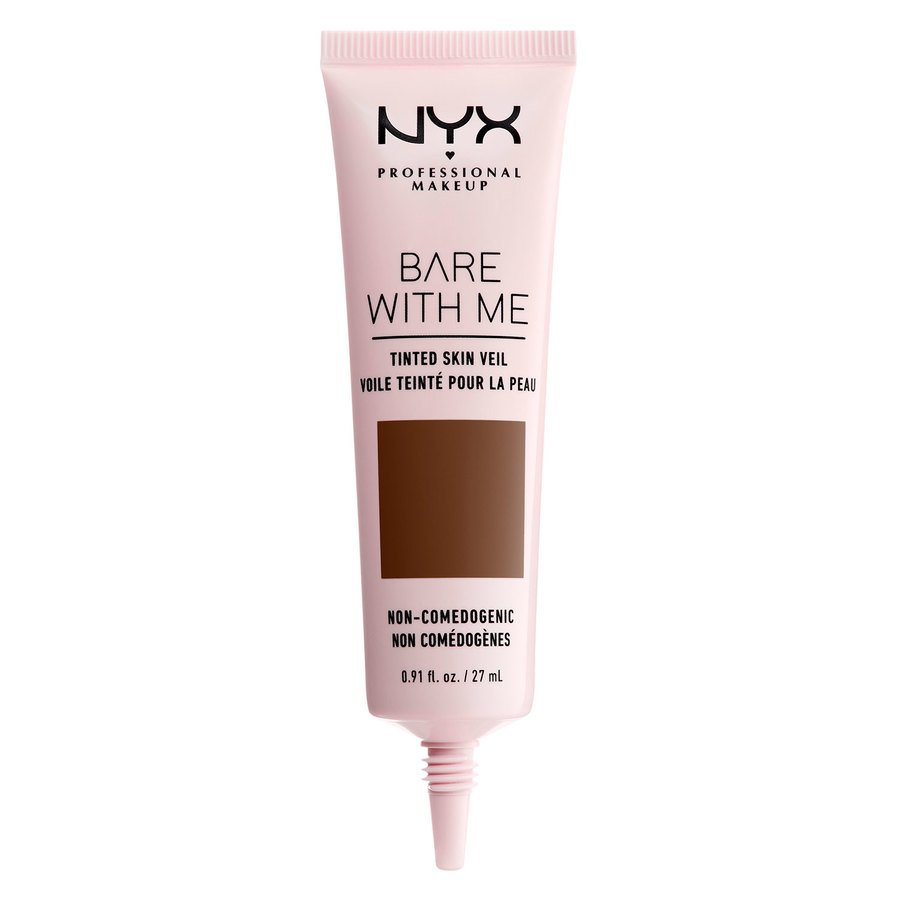 NYX Professional Makeup Bare With Me Tinted Skin Veil Deep Rich 27ml