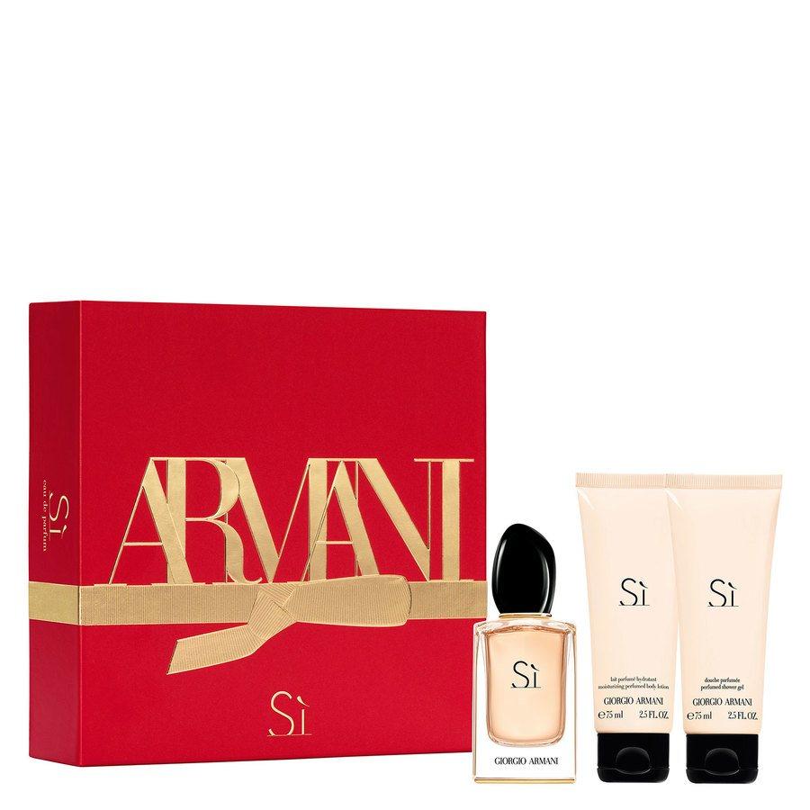 Giorgio Armani Sì Christmas Box