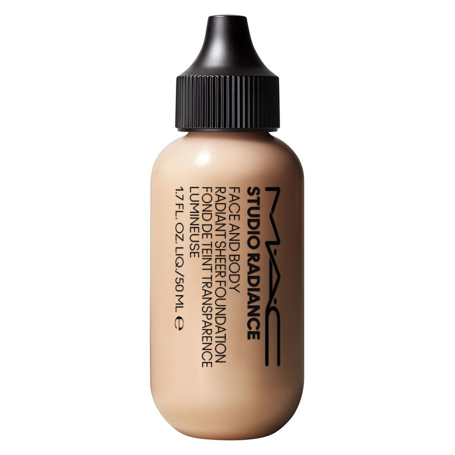 MAC Cosmetics Studio Radiance Face And Body Radiant Sheer Foundation N0 50ml