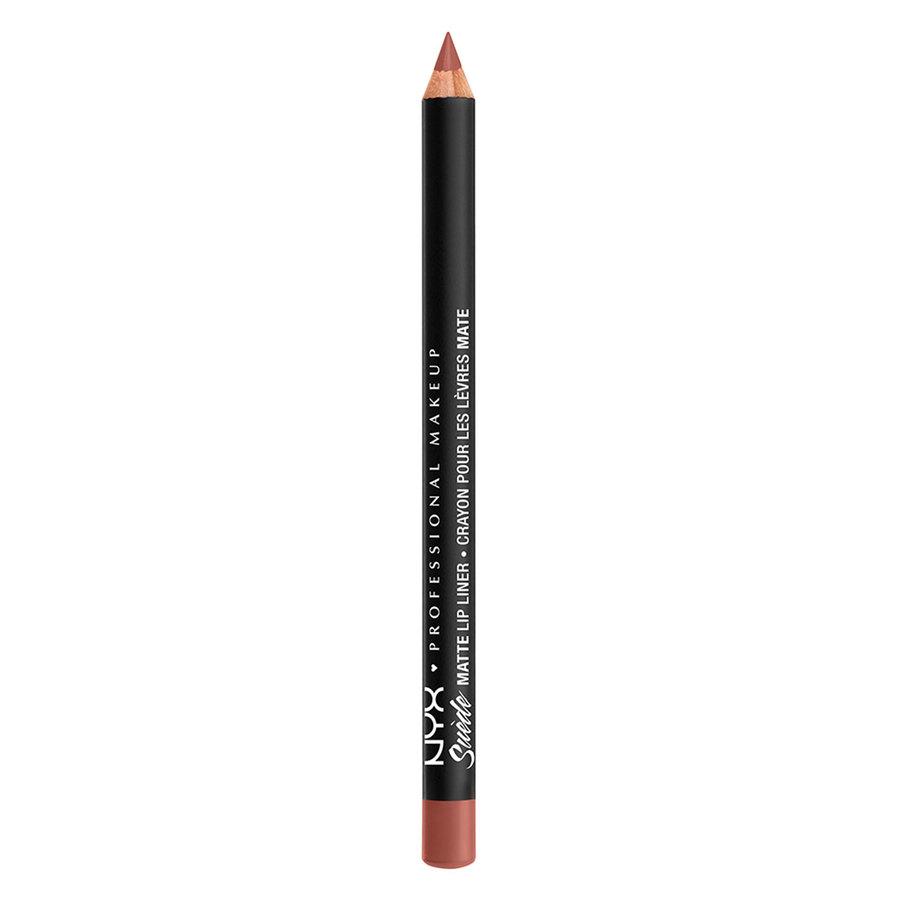 NYX Professional Makeup Suede Matte Lip Liner Free Spirit 3,8g