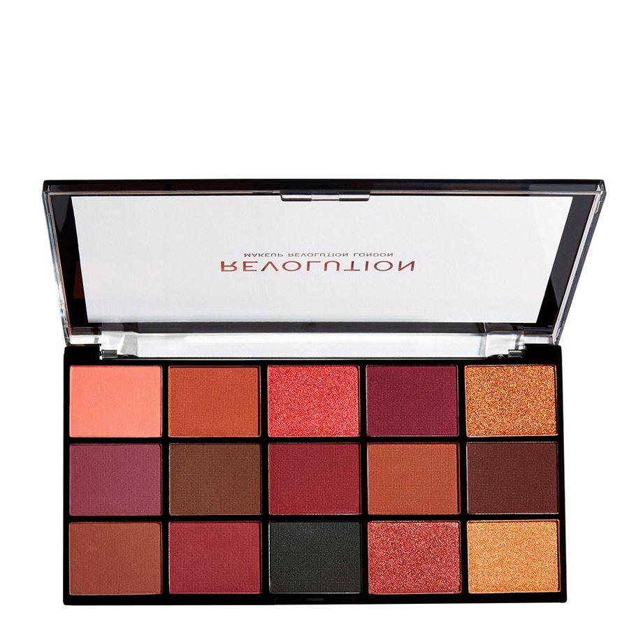 Makeup Revolution Re-Loaded Newtrals 3 15x1,1g