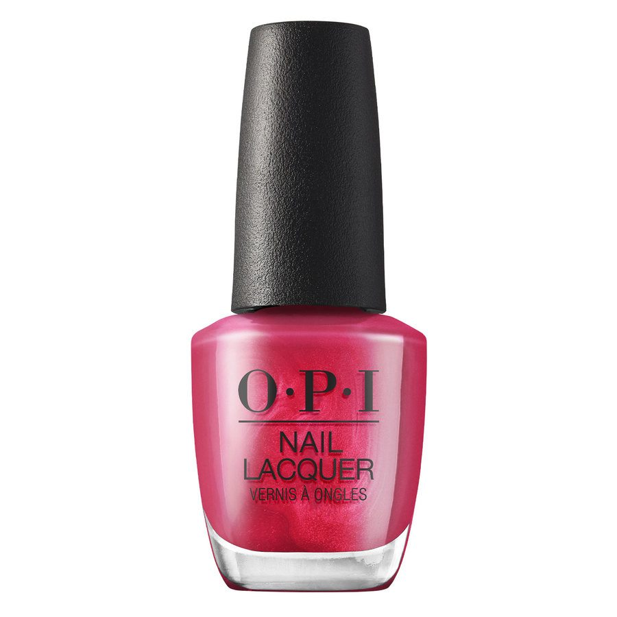 OPI Spring Hollywood Collection Nail Lacquer NLH011 15 Minutes Of Flame 15ml