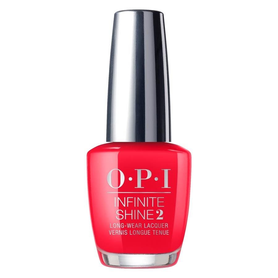 OPI Infinite Shine Coca-Cola Red 15ml