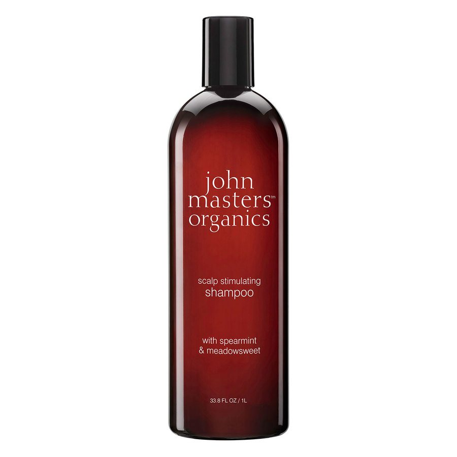 John Masters Organics Spearmint & Meadowsweet Scalp Stimulating Shampoo 1000ml