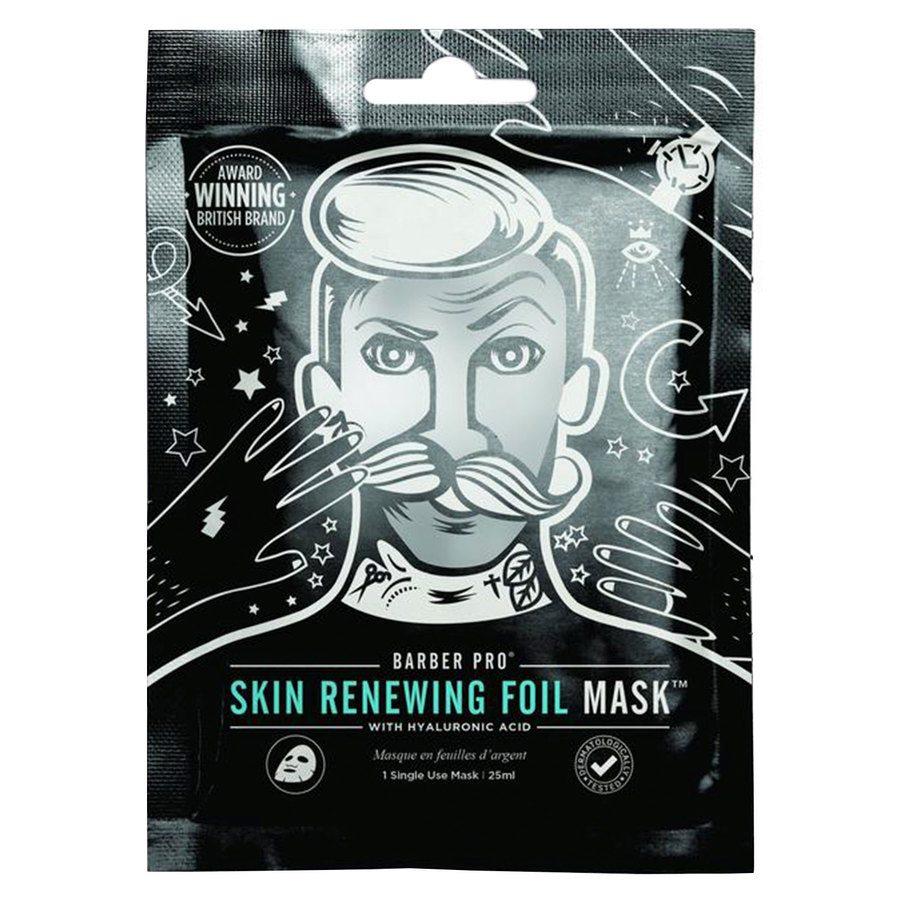 Barber Pro Skin Renewing Foil Mask 25ml