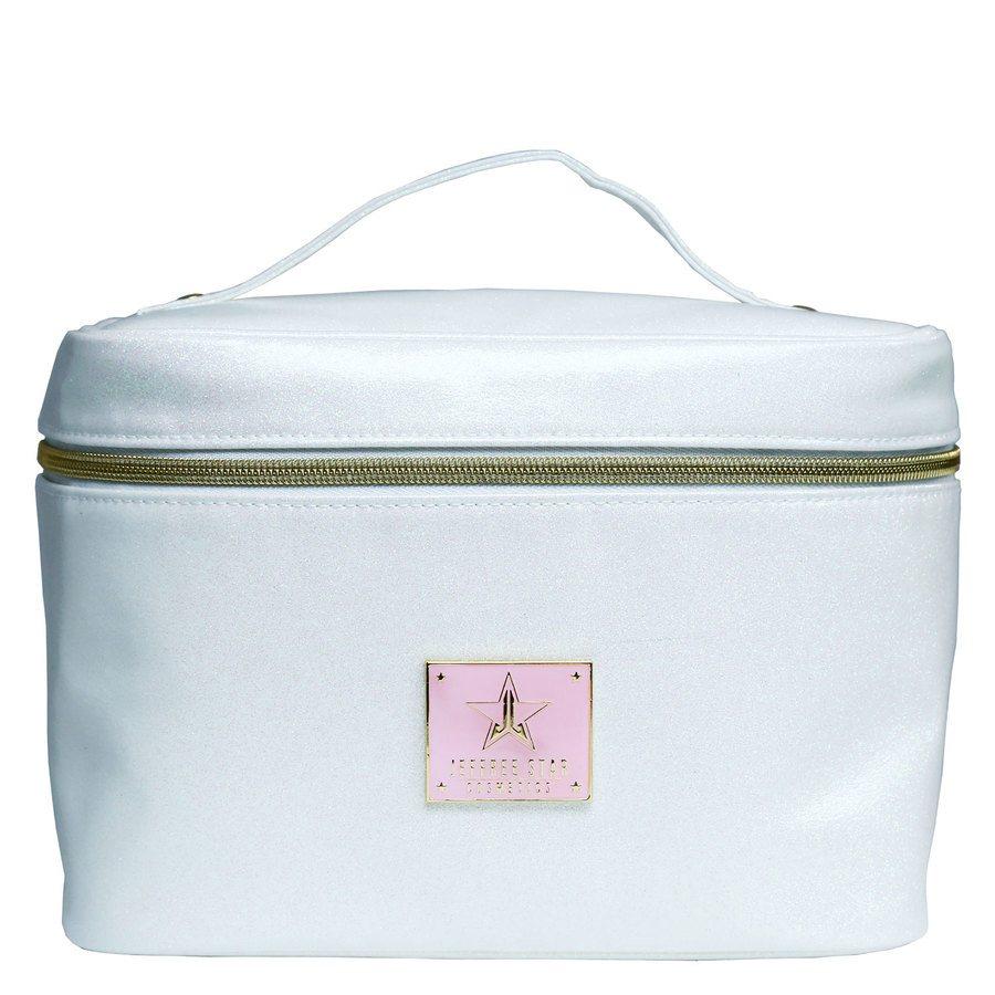 Jeffree Star Bags White Glitter Travel Bag 1pcs