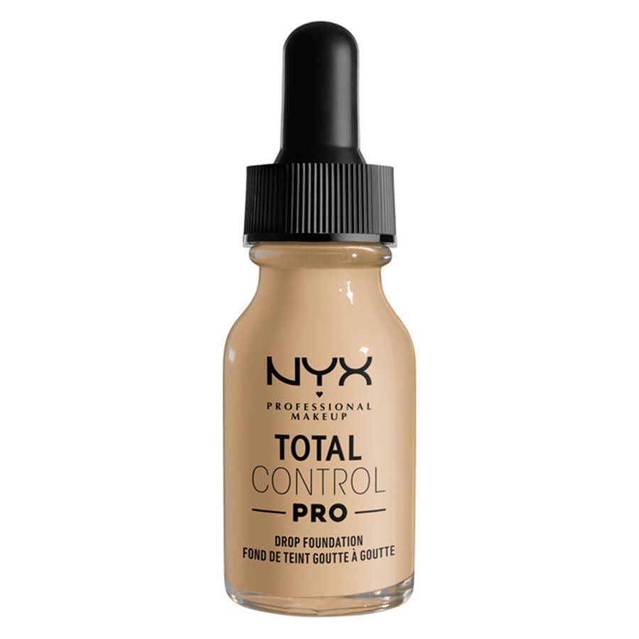 NYX Professional Makeup Total Control Pro Drop Foundation Nude 13ml