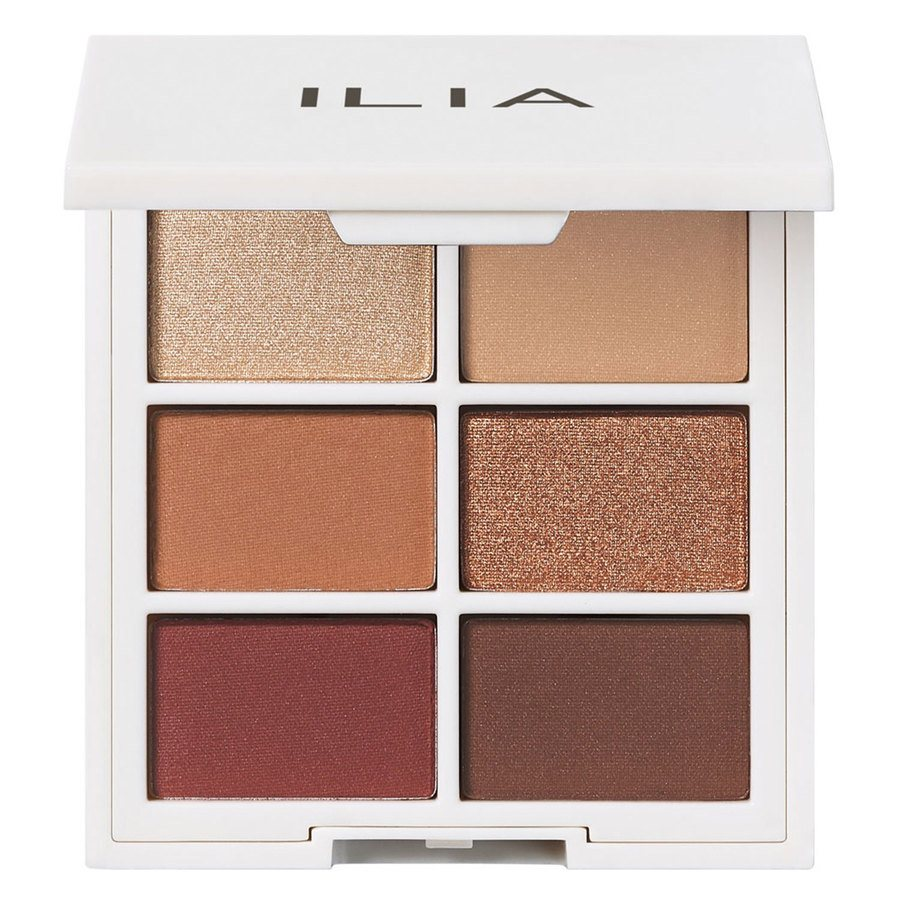 Ilia The Necessary Eyeshadow Palette Warm Nude 1,68g