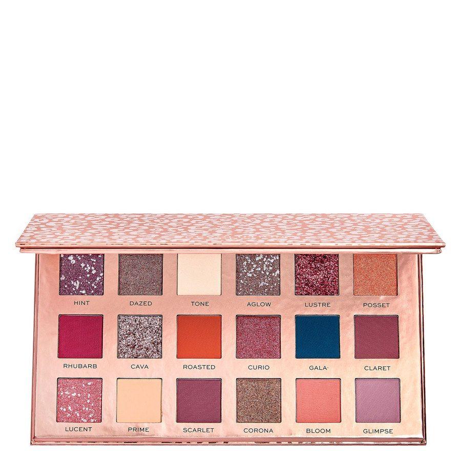 Makeup Revolution Pro New Neutrals Blushed Shadow Palette 18x1g